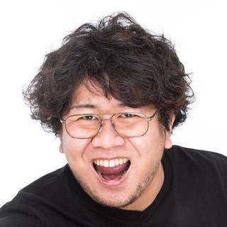 くせ毛に悩む男性のイメージ
