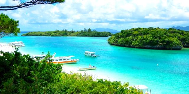リゾートバイトに人気の石垣島