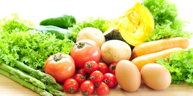 食物繊維を多く含む野菜