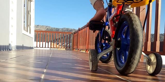 子供と自転車2