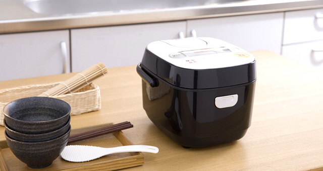 最新の炊飯器2