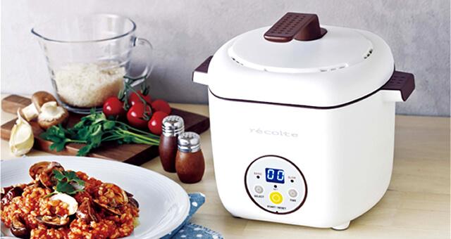 最新の炊飯器3