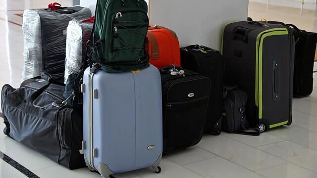 いろんなスーツケース