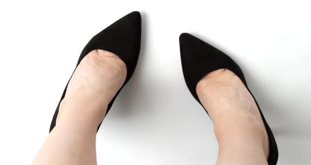 外反母趾と靴