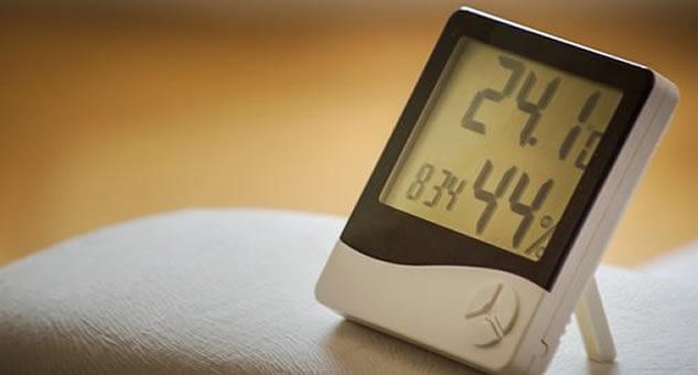 暖房の時間