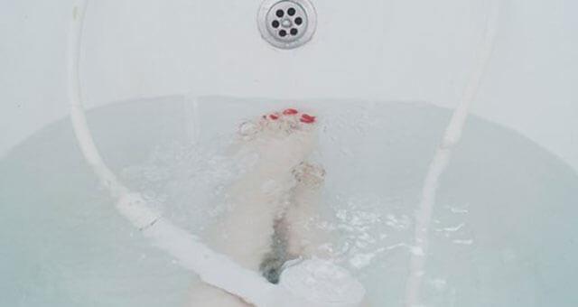 新生児のお風呂の温度