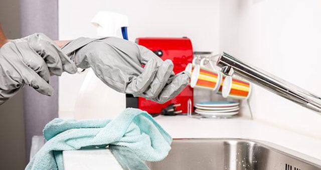 離乳食用食器の洗浄