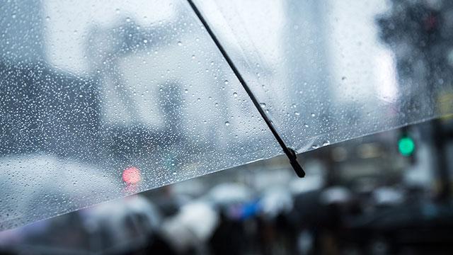 洗濯物の乾きにくい梅雨