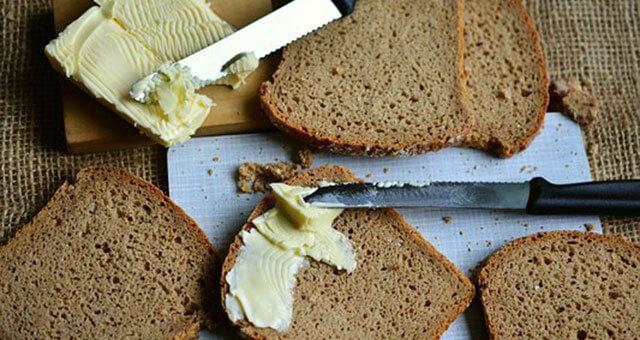 パンとマーガリン3