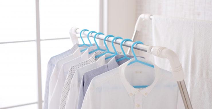 ワイシャツの洗濯
