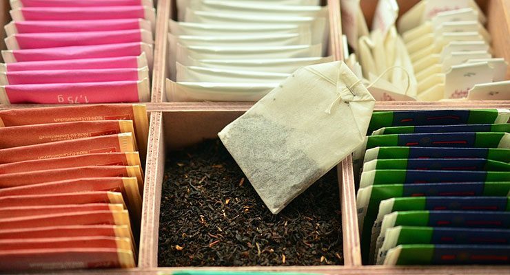 いろいろな紅茶