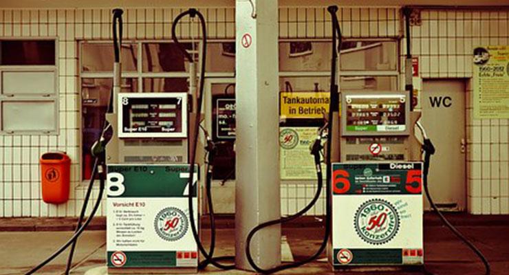 給油マシン