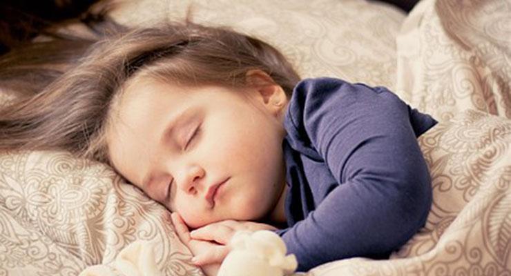 子供の睡眠時間
