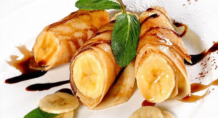 バナナ料理
