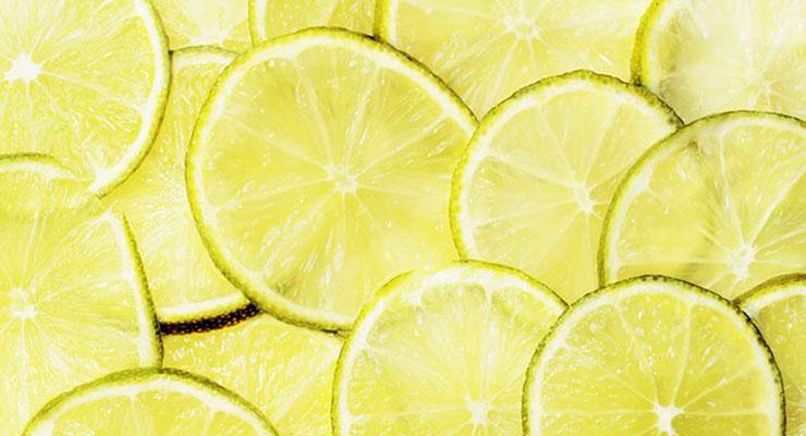 クエン酸の豊富なレモン