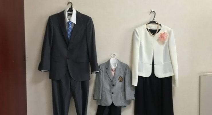 卒園式の服装