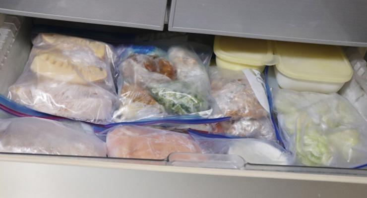 食パン冷凍保存